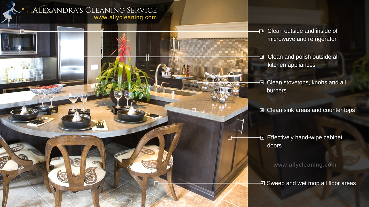 House Cleaning Services Palm Desert Ca   Kitchen