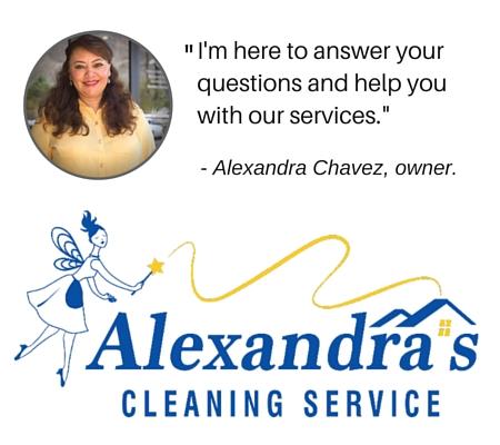 alexandra cleaning service palm desert california
