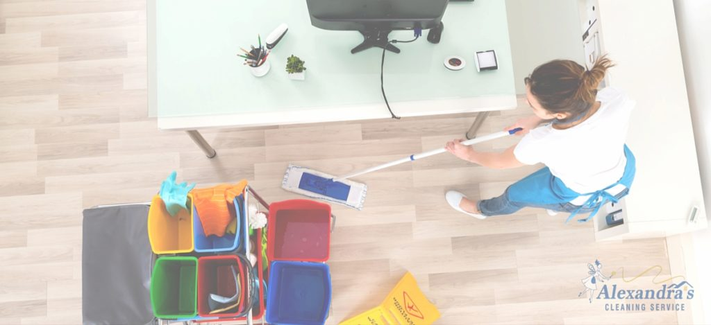 Commercial Janitorial Office Cleaning Service Palm Desert CA